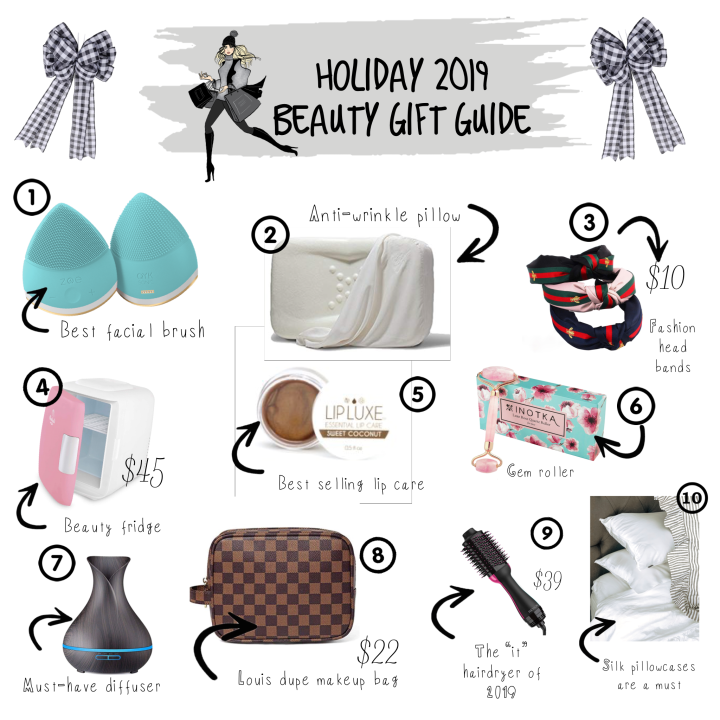 2019 MSC BEAUTY GIFT GUIDE